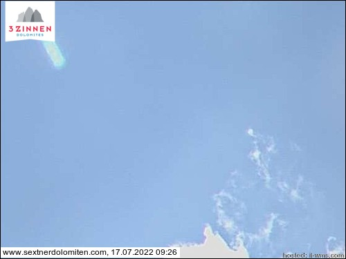 Webcam Monte Elmo Croda Rossa