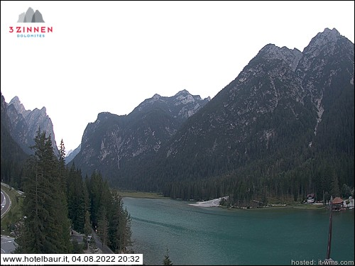 Webcam - Toblacher See