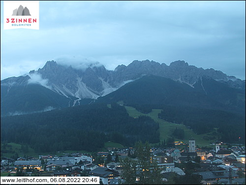 Webcam Innichen/San Candido