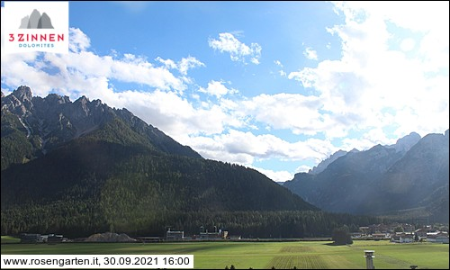 Webcam Tre Cime