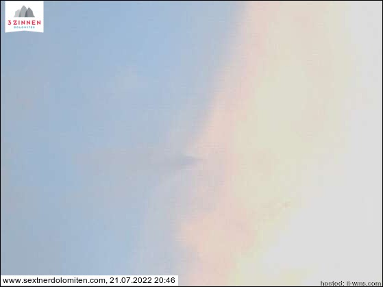 Webcam Monte Elmo - Alta Pusteria