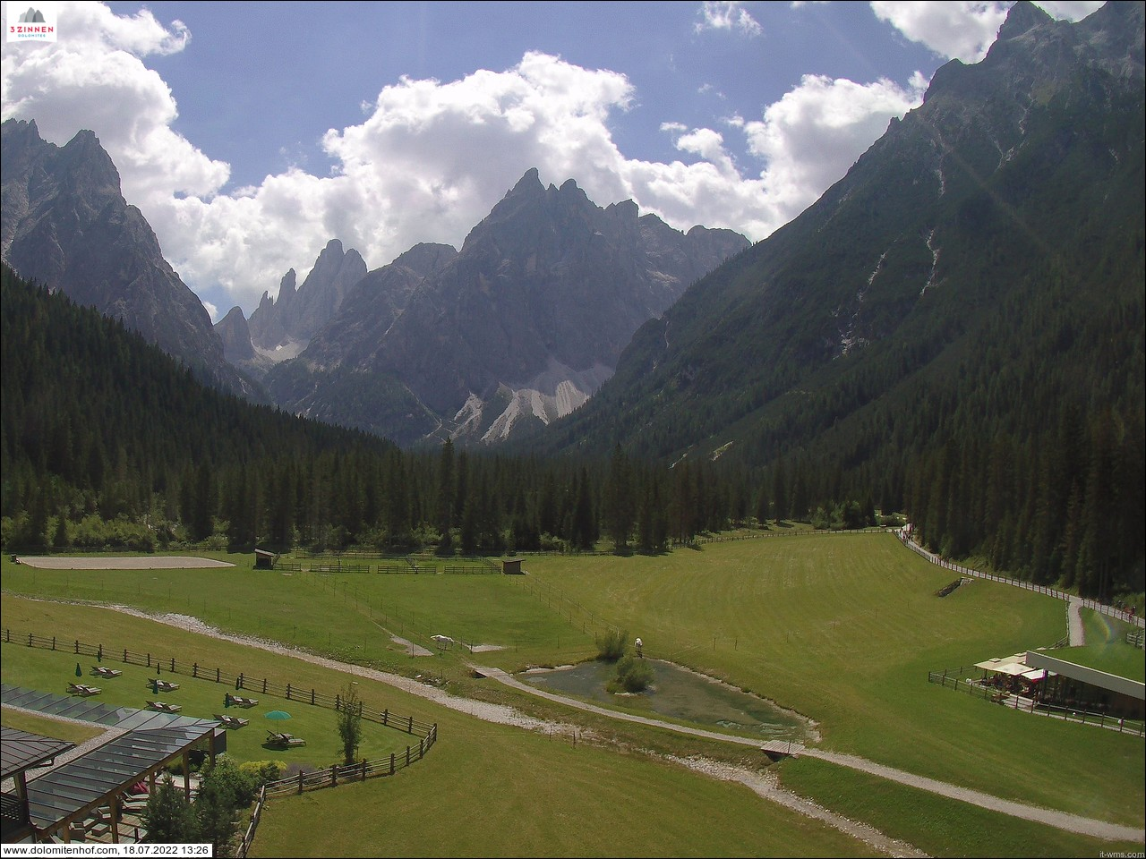 Webcam 3 Zinnen
