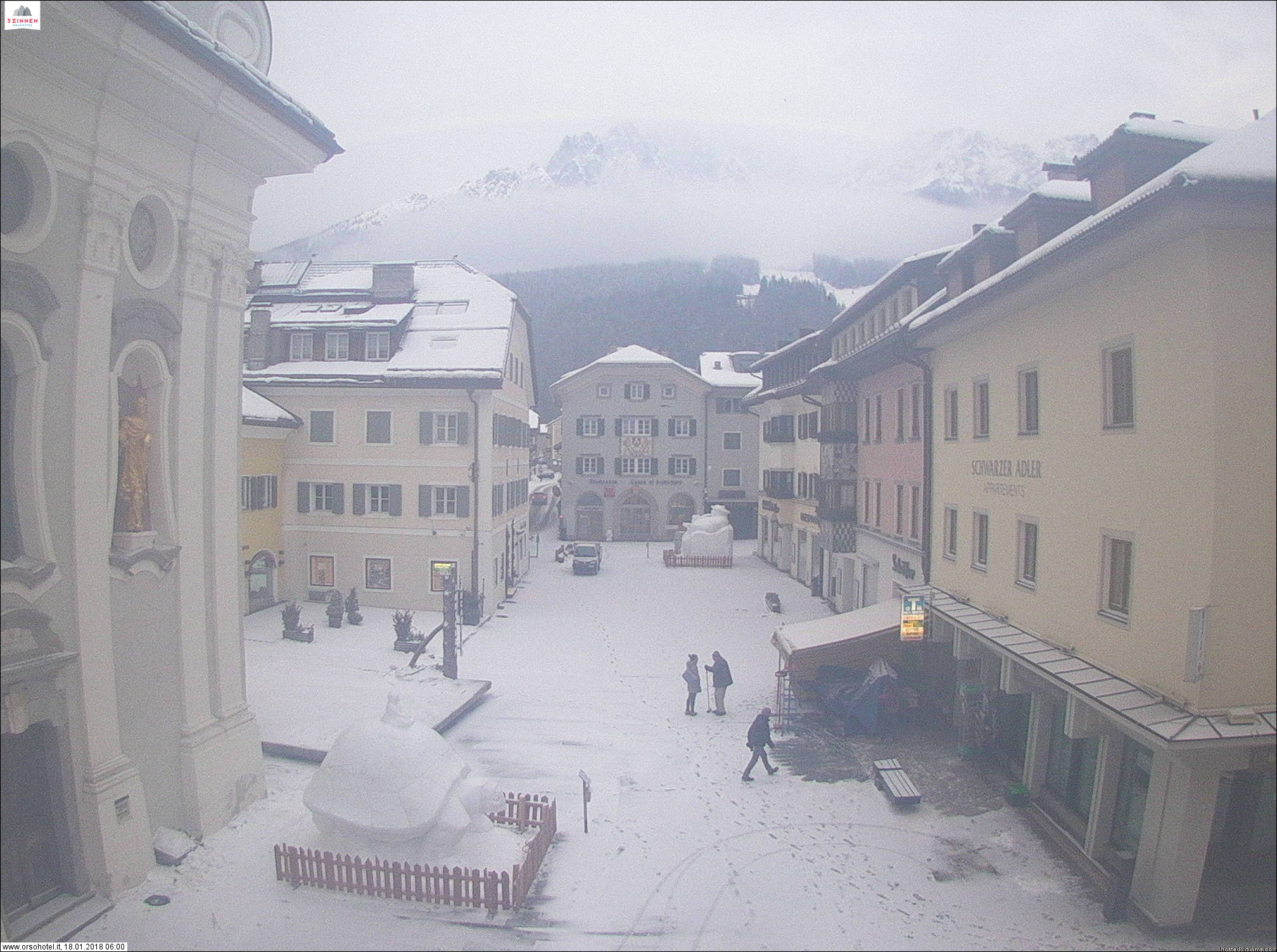 Webcam Webcam Innichen