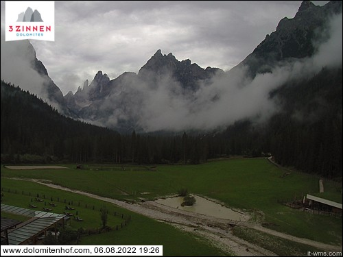 Webcam Sesto Val Fiscalina