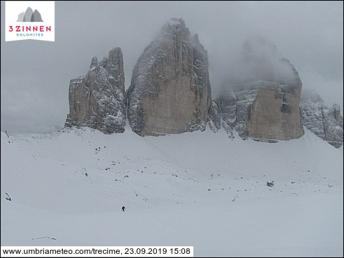 Tre Cime Webcam