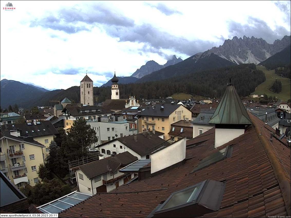 Das Wetter Zu Weihnachten 2019.Webcam Innichen Haunold Und Das Wetter Innichen Net