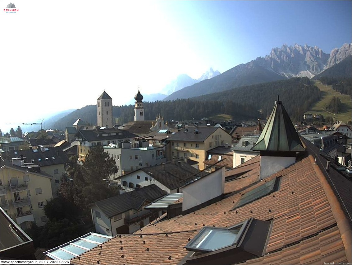 Webcam Hochpustertal